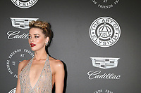 LOS ANGELES - JAN 6:  Amber Heard at the The Art of Elysium presents John Legend's HEAVEN at Barker Hanger on January 6, 2018 in Santa Monica, CA