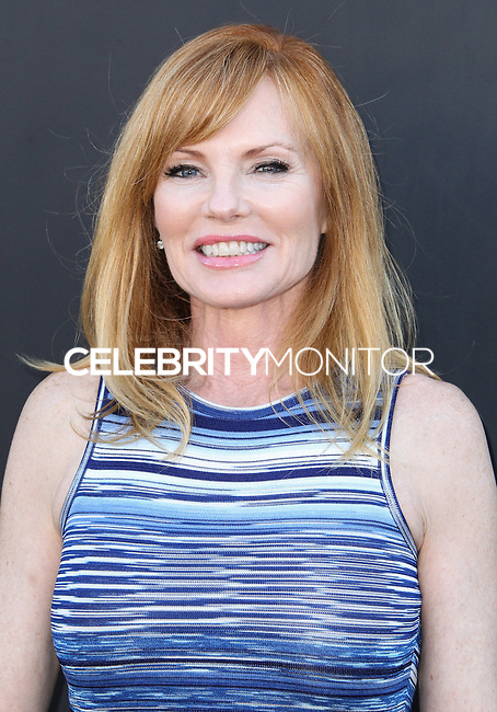 BEVERLY HILLS, CA - JULY 29: Marg Helgenberger attends the CBS, Showtime, CW 2013 TCA Summer Stars Party at 9900 Wilshire Blvd on July 29, 2013 in Beverly Hills, California. (Photo by Celebrity Monitor)