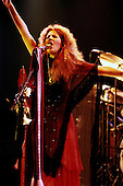 Fleetwood Mac - vocalist Stevie Nicks performing live on the Tusk Tour at Wembley Arena in London UK - 19 Jun 1980.  Photo credit: Alan Perry/IconicPix