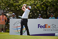 Phil Mickelson (USA) hits his tee shot on 13 during round 2 of the WGC FedEx St. Jude Invitational, TPC Southwind, Memphis, Tennessee, USA. 7/26/2019.<br /> Picture Ken Murray / Golffile.ie<br /> <br /> All photo usage must carry mandatory copyright credit (© Golffile | Ken Murray)