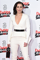 Vicky McLure<br /> arriving for the Empire Film Awards 2017 at The Roundhouse, Camden, London.<br /> <br /> <br /> &copy;Ash Knotek  D3243  19/03/2017