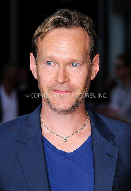 WWW.ACEPIXS.COM....US Sales Only....September 3 2012, London....Stephen McIntosh at the premiere of 'The Sweeney' on September 3 2012  in London......By Line: Famous/ACE Pictures......ACE Pictures, Inc...tel: 646 769 0430..Email: info@acepixs.com..www.acepixs.com