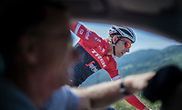 Bauke Mollema (NED/Trek-Segafredo) doing a relaxed trainingride on the 3rd restday during the 100th Giro d'Italia 2017