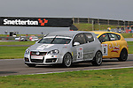 Daniel Walker - KPM Racing Volkswagen Golf GTI Mk5