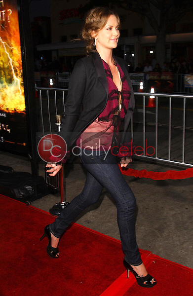 Charlize Theron<br />