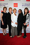 LOS ANGELES - JUN 8: Illyanne Morden Kichaven, Jenny O'Hara, Gabrielle Carteris, L Scott Caldwell, Kate Linder at The Actors Fund's 18th Annual Tony Awards Viewing Party at the Taglyan Cultural Complex on June 8, 2014 in Los Angeles, California