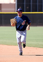 Tim Fedroff / Cleveland Indians 2008 Instructional League..Photo by:  Bill Mitchell/Four Seam Images