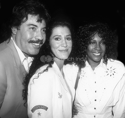 TonyOrlando #RitaCoolidge #MaryWilson 1985<br /> Photo By John Barrett/PHOTOlink.net / MediaPunch
