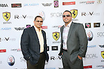 Ferrari Maserati of Central New Jersey's Stalin Ramirez and Guest  Attend Metropolitan Bikini Fashion Weekend 2013 Held at BOA Sponsored by Social Magazine, Maserati and Ferrari, Hoboken NJ