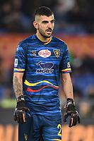 Mauro Vigorito of Lecce<br /> Roma 23-02-2020 Stadio Olimpico <br /> Football Serie A 2019/2020 <br /> AS Roma - Lecce<br /> Foto Antonietta Baldassarre / Insidefoto