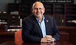 David Kalsbeek, senior vice president for Enrollment Management and Marketing. (DePaul University/Jeff Carrion)