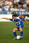 11 June 2003: Danielle Fotopoulos. The Carolina Courage defeated the Washington Freedom 3-0 at SAS Stadium in Cary, NC in a regular season WUSA game..Mandatory Credit: Scott Bales/Icon SMI