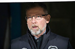 St Johnstone v Hearts&hellip;05.12.18&hellip;   McDiarmid Park    SPFL<br />Heats manager Craig Levein<br />Picture by Graeme Hart. <br />Copyright Perthshire Picture Agency<br />Tel: 01738 623350  Mobile: 07990 594431