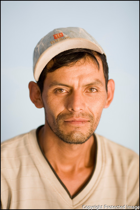 Bolivie,<br /> Portrait.