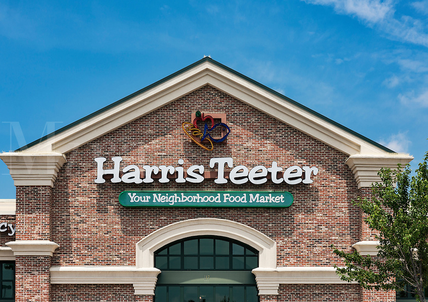 Harris Teeter grocery store, Virginia, USA