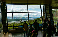Eieklson Visitor Center, Denali National Park, Alaska;  Pacific Horticulture tour Botanical Alaska 2019