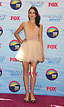 UNIVERSAL CITY, CA - JULY 22: Troian Bellisario poses in the press room at the 2012 Teen Choice Awards at Gibson Amphitheatre on July 22, 2012 in Universal City, California.