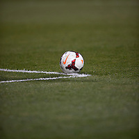 Nike ball. The USWNT tied New Zealand, 1-1, at an international friendly at Crew Stadium in Columbus, OH.