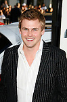 """HOLLYWOOD, CA. - April 14: Tommy Dewey arrives at the premiere of Warner Bros. """"17 Again"""" held at Grauman's Chinese Theatre on April 14, 2009 in Hollywood, California."""