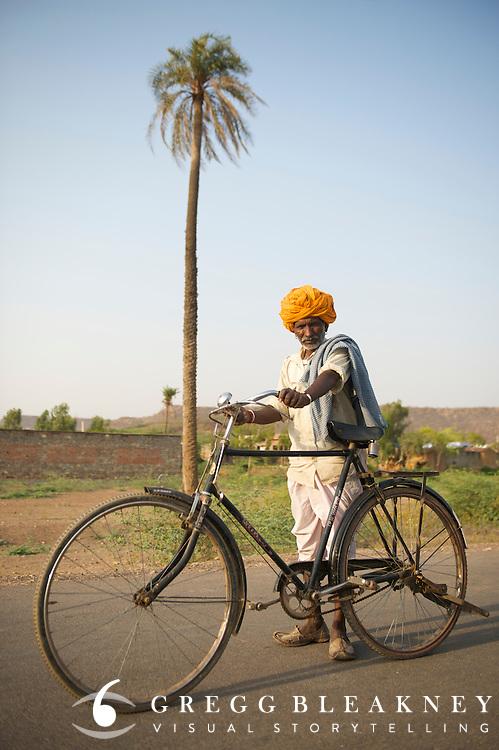Day Laborer - Jait Sagar, India
