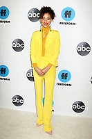 LOS ANGELES - FEB 5:  Jasmin Savoy Brown at the Disney ABC Television Winter Press Tour Photo Call at the Langham Huntington Hotel on February 5, 2019 in Pasadena, CA.<br /> CAP/MPI/DE<br /> ©DE//MPI/Capital Pictures