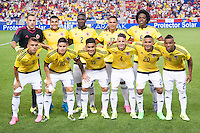 Colombia vs Peru, September 8, 2015