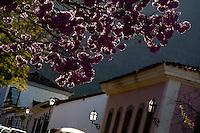 Tiradentes_MG, Brasil...Casarao historico em Tiradentes, Minas Gerais...Colonial house in Tiradentes, Minas Gerais...Foto:  LEO DRUMOND / NITRO