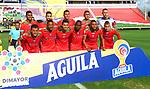 Patriotas venció 1-0 a Atlético Huila. Fecha 12 Liga Águila II-2019.