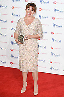 Lorraine Kelly at the Virgin Money Giving Mind Media Awards at the Odeon Leicester Square, London, UK. <br /> 13 November  2017<br /> Picture: Steve Vas/Featureflash/SilverHub 0208 004 5359 sales@silverhubmedia.com