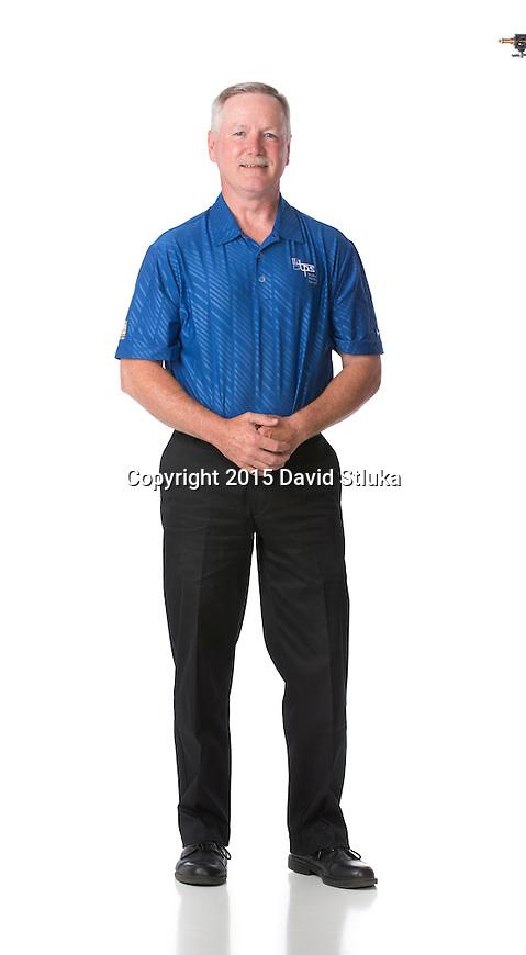 Thysse Printing employee David Byrne. (Photo by David Stluka)