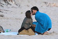 PAP1212367.OLIVIA PALERMO AND HUBBY Johannes Huebl LEAVING SALINE BEACH AFTER SUNSETPAP1212367.OLIVIA PALERMO AND HUBBY Johannes Huebl LEAVING SALINE BEACH AFTER SUNSET .<br />