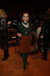 Jean Shafiroff-Front Row-Mercedes Benz Fashion Week Douglas Hannant Fall 2013, NY 2/13/13