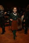 Jean Shafiroff-Front Row-Mercedes Benz Fashion Week Douglas Hannant Fall 2013, NY 2/13/13
