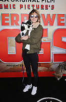 9 March 2019 - Los Angeles, California - Cara Delevingne. the premiere of IMAX documentary, Superpower Dogs held at IMAX - California Science Center.   <br /> CAP/ADM/FS<br /> &copy;FS/ADM/Capital Pictures