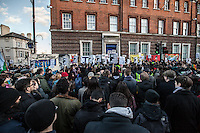 11.01.2014 - Vigil for Mark Duggan in Tottenham