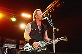 Jun 01, 2003: METALLICA - Scuzz Stage Download Festival Day 2