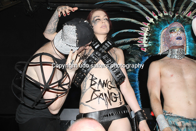 """Brandon Voss's Thursday party """"Q"""" With Guest of Honor Cher at the Marquee Club, NY"""