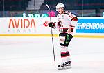 Stockholm 2014-10-14 Ishockey Hockeyallsvenskan AIK - Malm&ouml; Redhawks :  <br /> Malm&ouml; Redhawks Johan Ivarsson <br /> (Foto: Kenta J&ouml;nsson) Nyckelord:  AIK Gnaget Hockeyallsvenskan Allsvenskan Hovet Johanneshov Isstadion Malm&ouml; Redhawks portr&auml;tt portrait