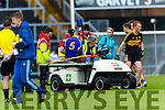 Patrick Clifford Kenmare District injured in the Senior County Football Championship final at Fitzgerald Stadium on Sunday.
