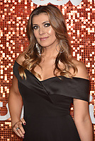 Kym Marsh<br /> The ITV Gala at The London Palladium, in London, England on November 09, 2017<br /> CAP/PL<br /> &copy;Phil Loftus/Capital Pictures