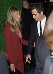 Jennifer Aniston and Justin Theroux attends The 20th ANNUAL CRITICS' CHOICE AWARDS held at The Hollywood Palladium Theater  in Hollywood, California on January 15,2015                                                                               © 2015 Hollywood Press Agency