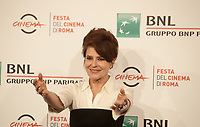 L'attrice francese Fanny Ardant posa durante il photocall per la presentazione del film 'La Belle Epoque' alla 14^ Festa del Cinema di Roma all'Aufditorium Parco della Musica di Roma, 20 ottobre 2019.<br /> French actress Fanny Ardant poses for the photocall to present the movie 'La Belle Eoque' during the 14^ Rome Film Fest at Rome's Auditorium, on 20 October 2019.<br /> UPDATE IMAGES PRESS/Isabella Bonotto