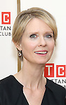Cynthia Nixon attend the cast photo call for the Manhattan Theatre Club's New Broadway Production of 'The Little Foxes' at the MTC Rehearsal studios on February 27, 2017 in New York City.