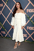 LOS ANGELES - SEP 25:  Cleopatra Coleman at the FOX Fall Premiere Party 2017 at the Catch on September 25, 2017 in West Hollywood, CA