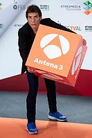 Comedian Manel Fuentes attends to presentation of new season of 'Tu cara me suena' during FestVal in Vitoria, Spain. September 06, 2018. (ALTERPHOTOS/Borja B.Hojas) /NortePhoto.com NORTEPHOTOMEXICO