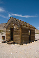 Unidentified building, Rhyolite ghost town, Nevada