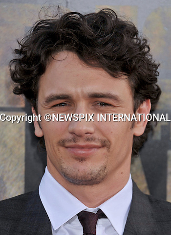 "JAMES FRANCO.attends the Premiere of ""Rise Of The Planet Of The Apes"" at the Grauman's Chinese Theatre, Hollywood,California_28/07/2011.Mandatory Photo Credit: ©Crosby/Newspix International. .**ALL FEES PAYABLE TO: ""NEWSPIX INTERNATIONAL""**..PHOTO CREDIT MANDATORY!!: NEWSPIX INTERNATIONAL(Failure to credit will incur a surcharge of 100% of reproduction fees).IMMEDIATE CONFIRMATION OF USAGE REQUIRED:.Newspix International, 31 Chinnery Hill, Bishop's Stortford, ENGLAND CM23 3PS.Tel:+441279 324672  ; Fax: +441279656877.Mobile:  0777568 1153.e-mail: info@newspixinternational.co.uk"