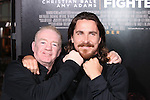 """DICKY EKLUND, CHRISTIAN BALE. World Premiere of Paramount Pictures' """"The Fighter"""" at Grauman's Chinese Theatre. Hollywood, CA, USA. December 6, 2010. ©CelphImage"""