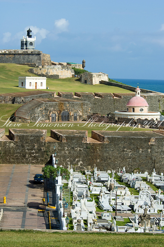 El Morro <br /> Old San Juan<br /> Puerto Rico