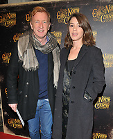Steffan Rhodri and guest at the &quot;Girl From The North Country&quot; press night, Noel Coward Theatre, St Martin's Lane, London, England, UK, on Thursday 11 January 2018.<br /> CAP/CAN<br /> &copy;CAN/Capital Pictures
